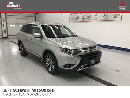 2019_Mitsubishi_Outlander_SEL_ Dayton area OH