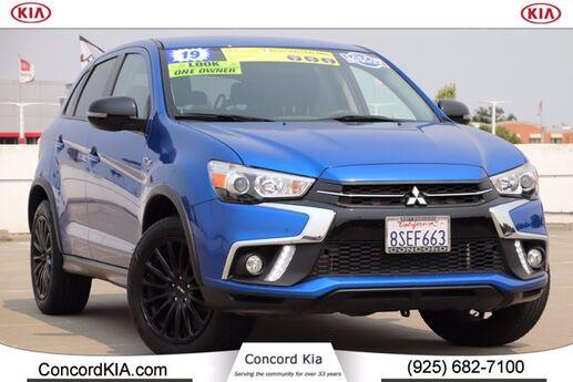 2019 Mitsubishi Outlander Sport  Concord CA