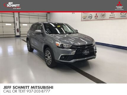 2019_Mitsubishi_Outlander Sport_ES_ Fairborn OH