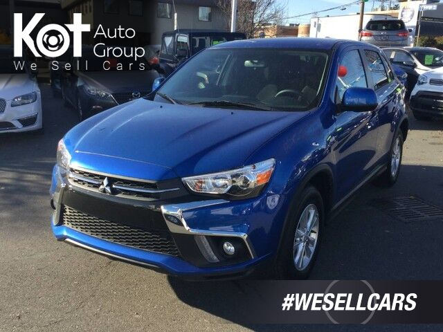 2019 Mitsubishi RVR SE AWC No Accidents! Backup camera, Heated Front Seats! Victoria BC