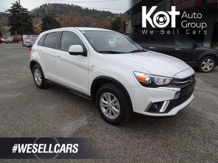 2019 Mitsubishi RVR SE, No Accidents! One Owner, Low KM's, Heated Seats, Back-up Ca Kelowna BC