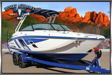2019 Monterey M4 Series Open Bow Boat