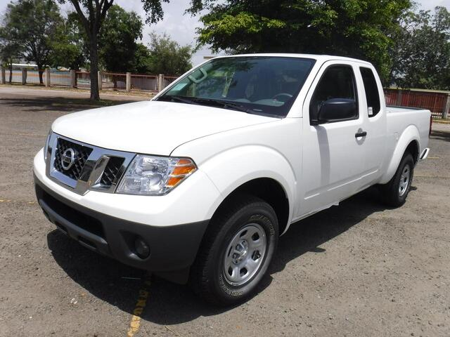 2019 NISSAN FRONTIER S Ponce PR