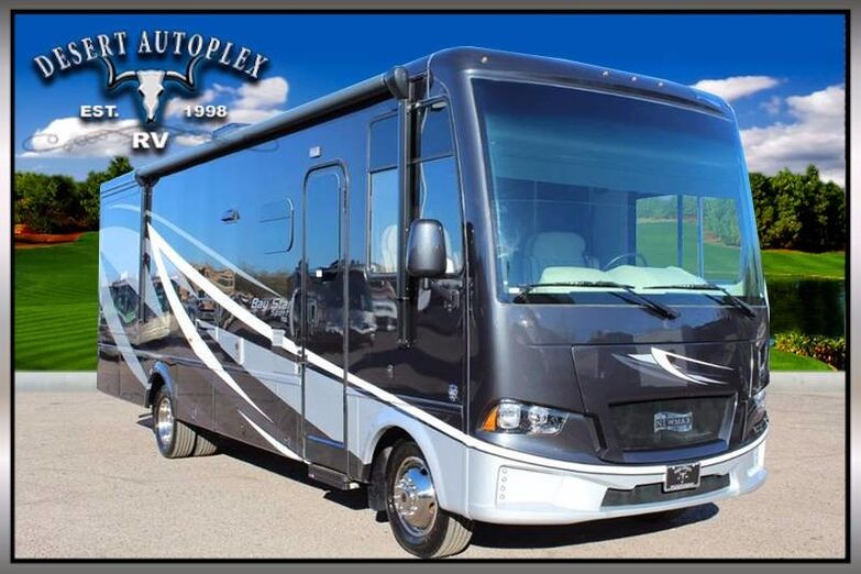 2019 Newmar Bay Star Sport 3008 Full Room Slide Class A Motorhome Treated w/Cilajet Anti-Microbial Fog Mesa AZ