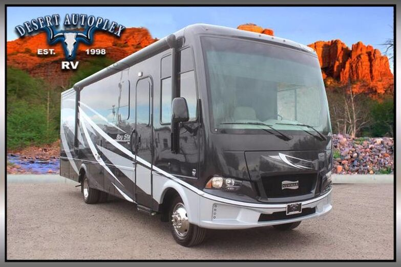 2019 Newmar Bay Star Sport 3014 Full Wall Slide Class A Motorhome Mesa AZ