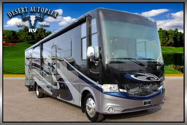 Newmar Canyon Star 3927 Double Slide Class A Toy Hauler Mesa AZ
