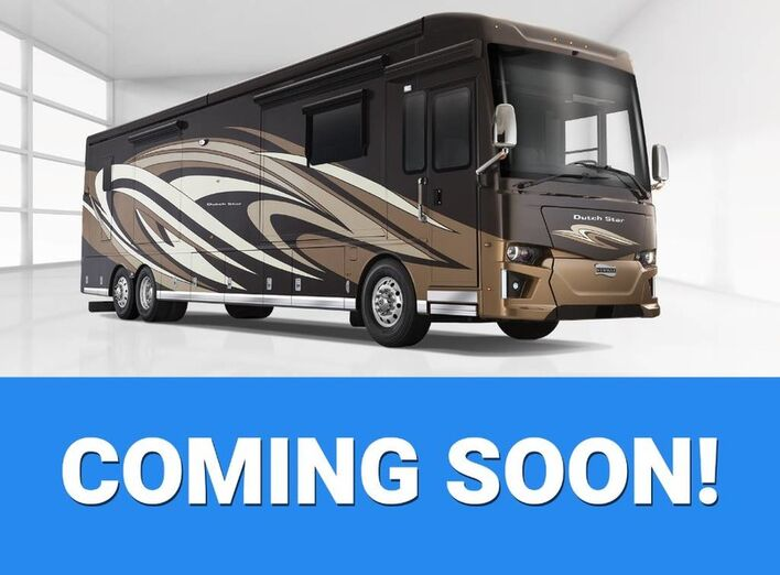 2019 Newmar Dutch Star 3717 Quad Slide Class A Diesel Pusher Mesa AZ