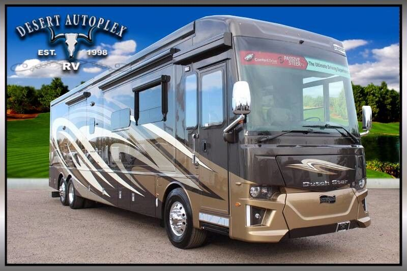 2019 Newmar Dutch Star 4369 Full Room Slide Class A Diesel Pusher Mesa AZ