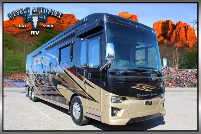 2019 Newmar Dutch Star 4369 Triple Slide Class A Diesel RV Mesa AZ