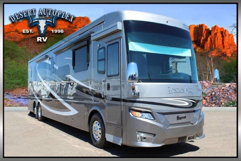 2019 Newmar London Aire 4551 Triple Slide Class A Diesel Pusher Mesa AZ