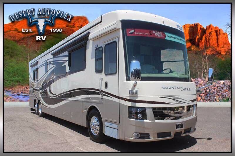 2019 Newmar Mountain Aire 4550 Quad Slide Class A Diesel Pusher Mesa AZ