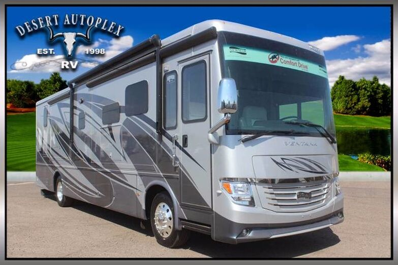 2019 Newmar Ventana 3709 Triple Slide Class A Diesel Pusher Mesa AZ