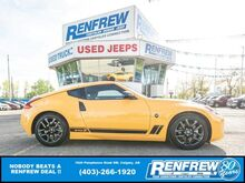 2019_Nissan_370Z Coupe_6Spd Manual, LESS THAN 5000KMS! Heated Seats, Backup Cam_ Calgary AB