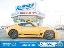 2019_Nissan_370Z Coupe_RWD, Manual, LOW KMS! 332HP, Backup Camera, Bluetooth_ Calgary AB