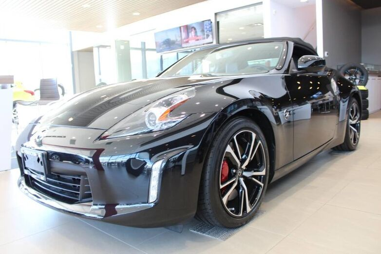2019 Nissan 370Z Roadster Touring Penticton BC