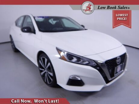 2019_Nissan_ALTIMA_2.5 SR_ Salt Lake City UT