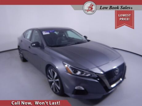 2019_Nissan_ALTIMA_2.5 SR_ Salt Lake City UT
