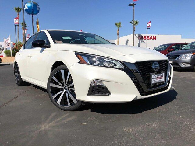 2019 Nissan Altima 2.0 SR Palm Springs CA