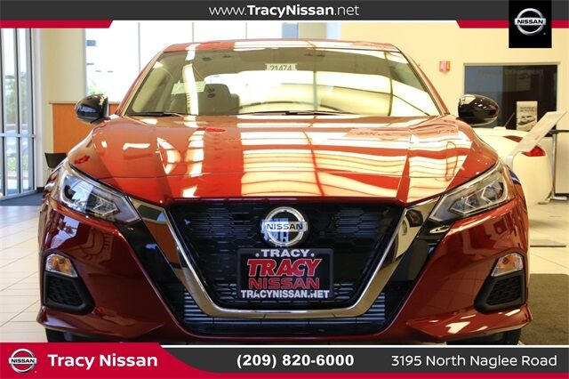 2019 Nissan Altima 2.0 SR Tracy CA