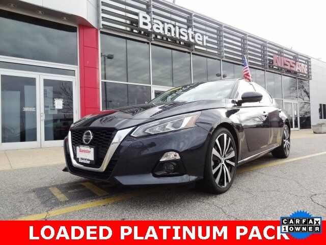 2019 Nissan Altima 2.5 Platinum Norfolk VA