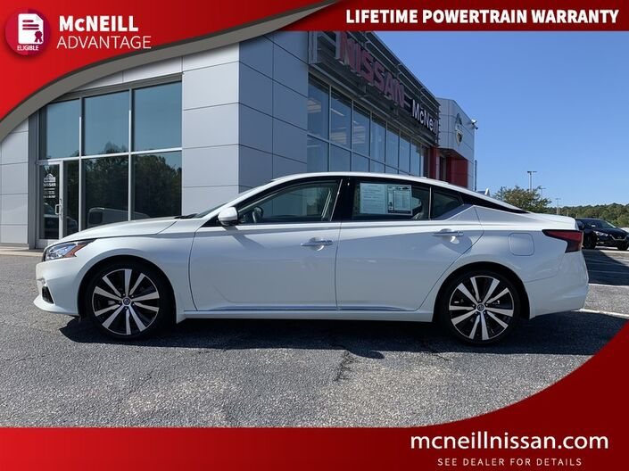 2019 Nissan Altima 2.5 Platinum High Point NC