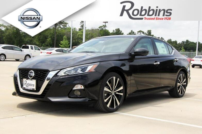 2019 Nissan Altima 2.5 Platinum Houston TX