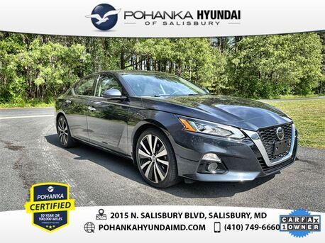 2019_Nissan_Altima_2.5 Platinum **ONE OWNER**_ Salisbury MD