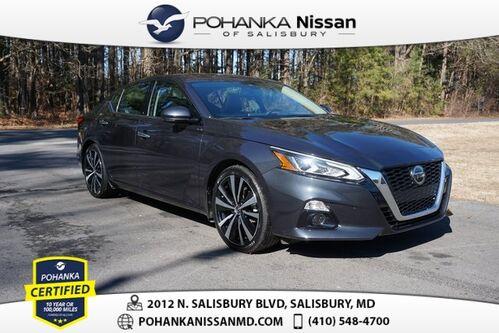 2019_Nissan_Altima_2.5 Platinum_ Salisbury MD