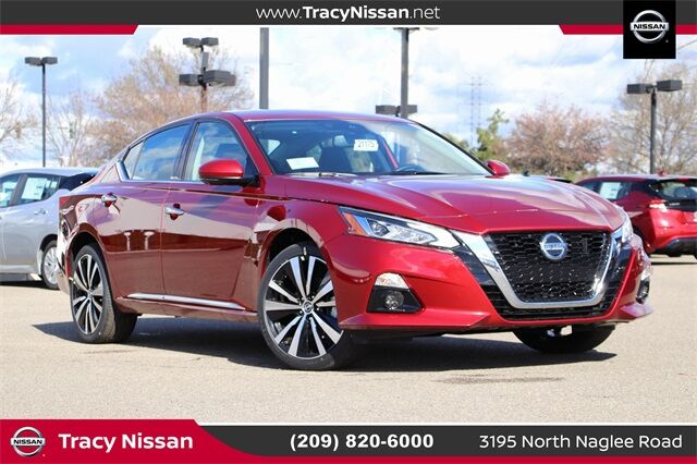 2019 Nissan Altima 2.5 Platinum Tracy CA