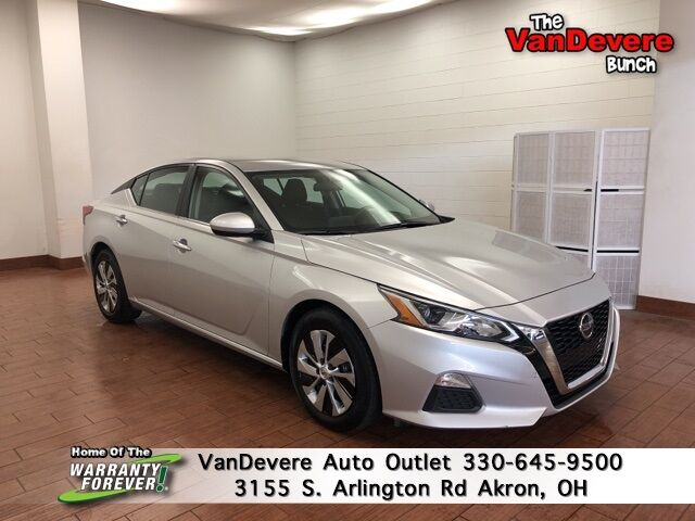 2019 Nissan Altima 2.5 S Akron OH
