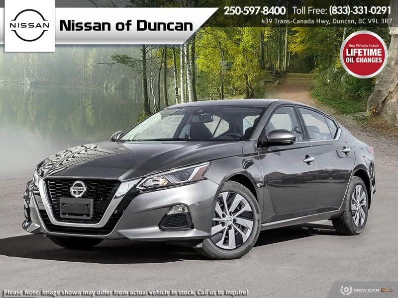 2019 Nissan Altima 2.5 S Duncan BC