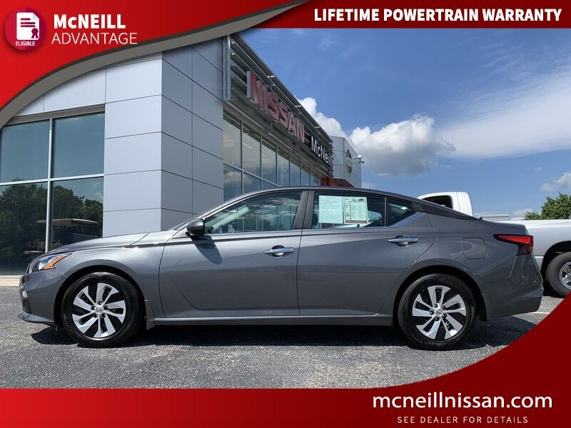 2019 Nissan Altima 2.5 S High Point NC