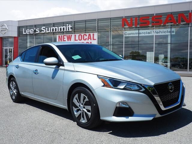 2019 Nissan Altima 2.5 S Kansas City KS