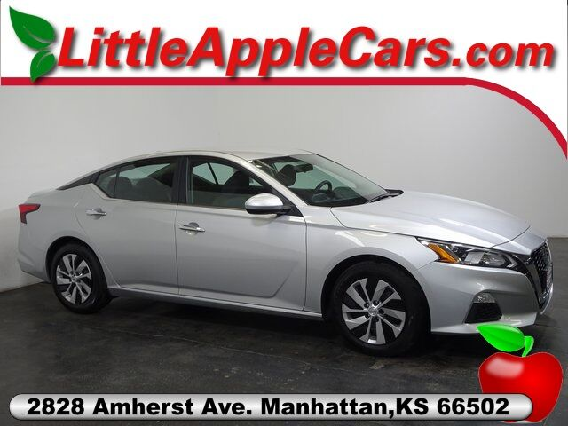 2019 Nissan Altima 2.5 S Manhattan KS