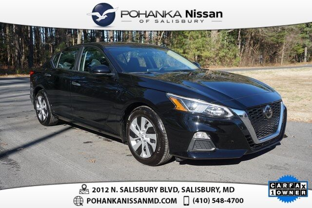 2019 Nissan Altima 2.5 S Nissan Certified Pre-Owned Salisbury MD