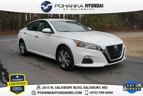 2019_Nissan_Altima_2.5 S **ONE OWNER**_ Salisbury MD