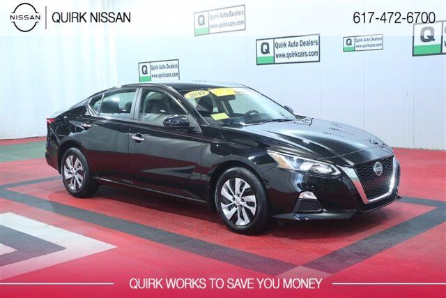 2019 Nissan Altima 2.5 S Quincy MA