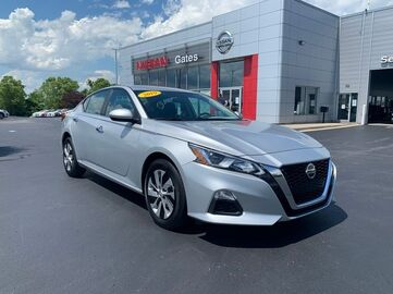 2019_Nissan_Altima_2.5 S_ Richmond KY