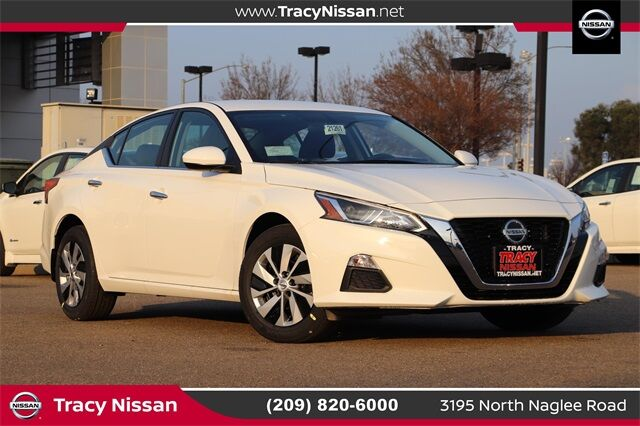 2019 Nissan Altima 2.5 S Tracy CA