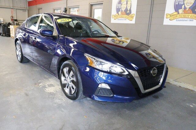 2019 Nissan Altima 2.5 S Winter Haven FL