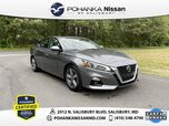 2019 Nissan Altima 2.5 SL Nissan Certified Pre-Owned