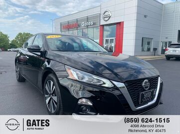 2019_Nissan_Altima_2.5 SL_ Richmond KY