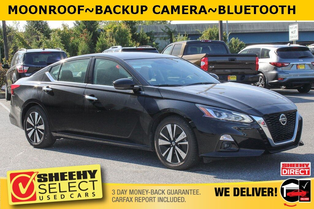 2019 Nissan Altima 2.5 SL Suitland MD