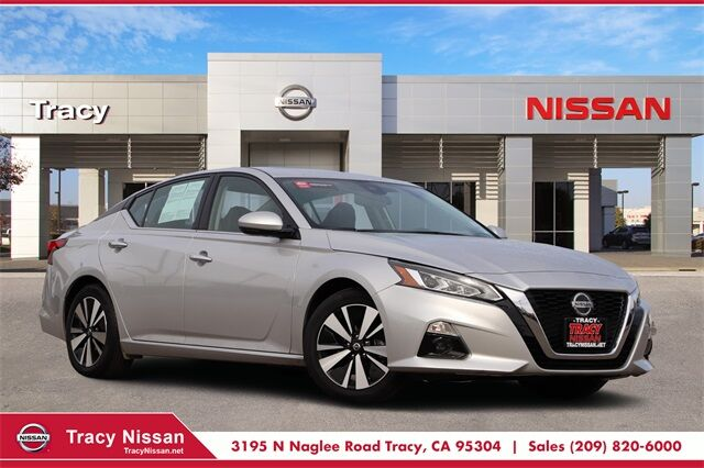2019 Nissan Altima 2.5 SL Tracy CA