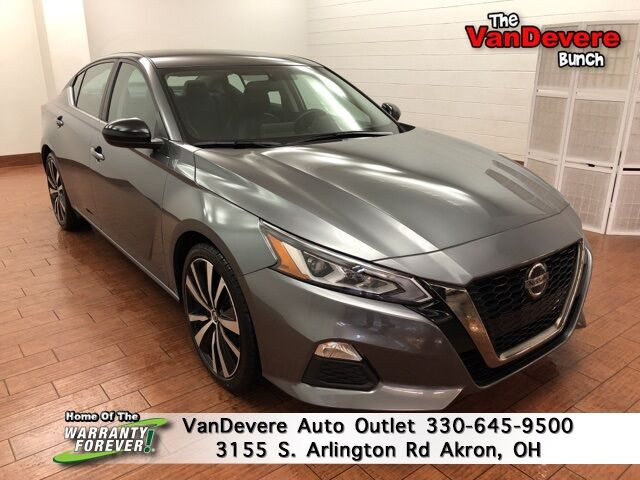 2019 Nissan Altima 2.5 SR Akron OH