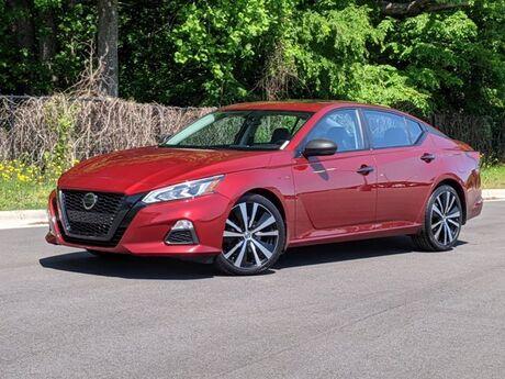 2019 Nissan Altima 2.5 SR Cary NC