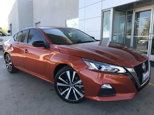2019 Nissan Altima 2.5 SR Cathedral City CA