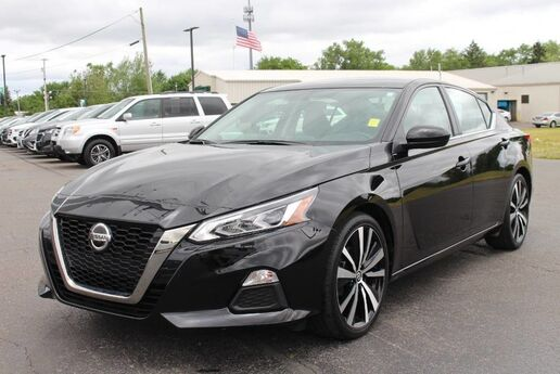 2019 Nissan Altima 2.5 SR Fort Wayne Auburn and Kendallville IN