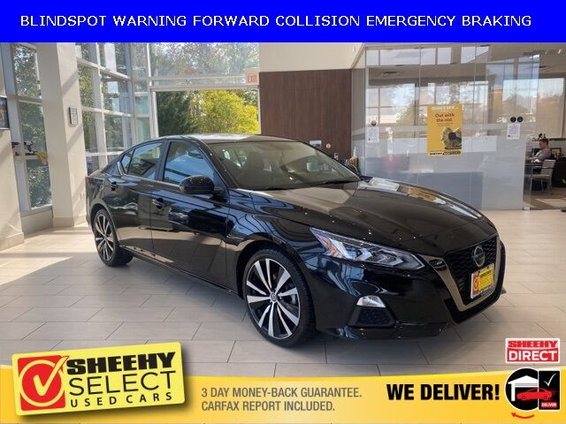 2019 Nissan Altima 2.5 SR Chantilly VA