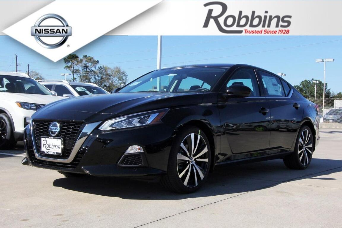 2019 Nissan Altima 2.5 SR Houston TX